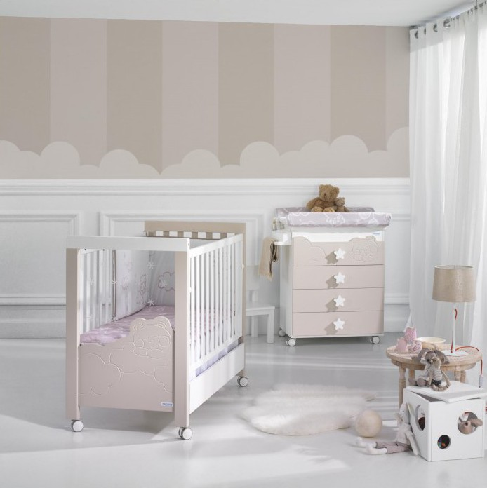lit bebe sommier inclinable
