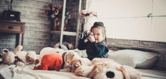 A quoi joue un enfant de 2 ans ?